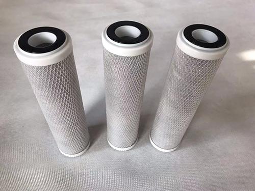 白盖碳棒滤芯